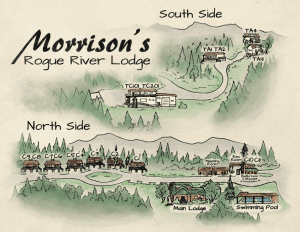 Morrison Lodge Map