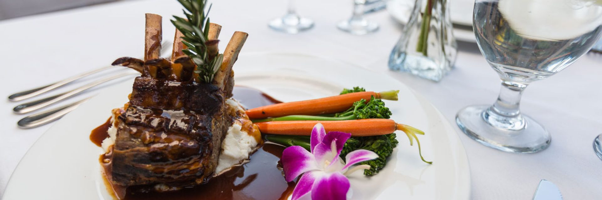 Fine Dining at Morrison's