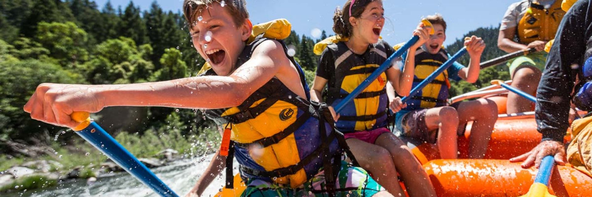 Escape the Ordinary.  Your Whitewater Awaits.