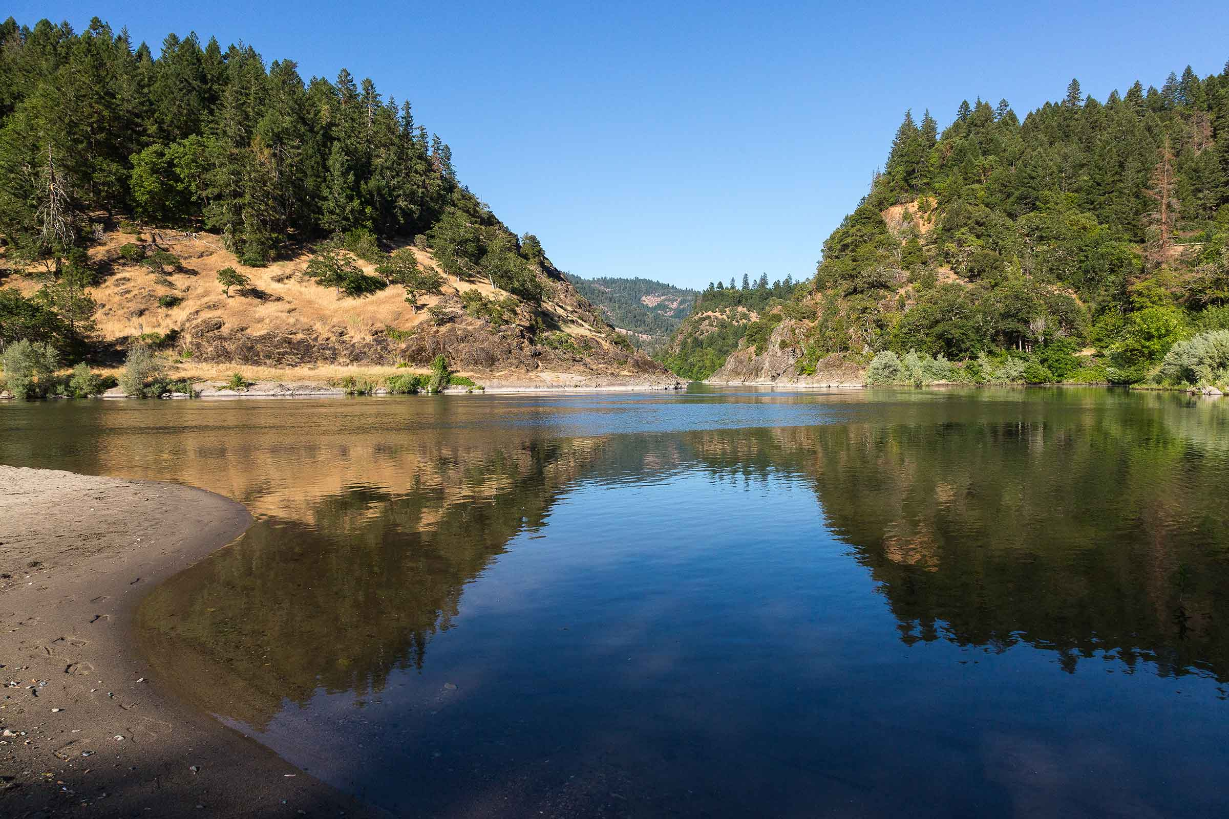 Morrison's Lodge on the Rogue River