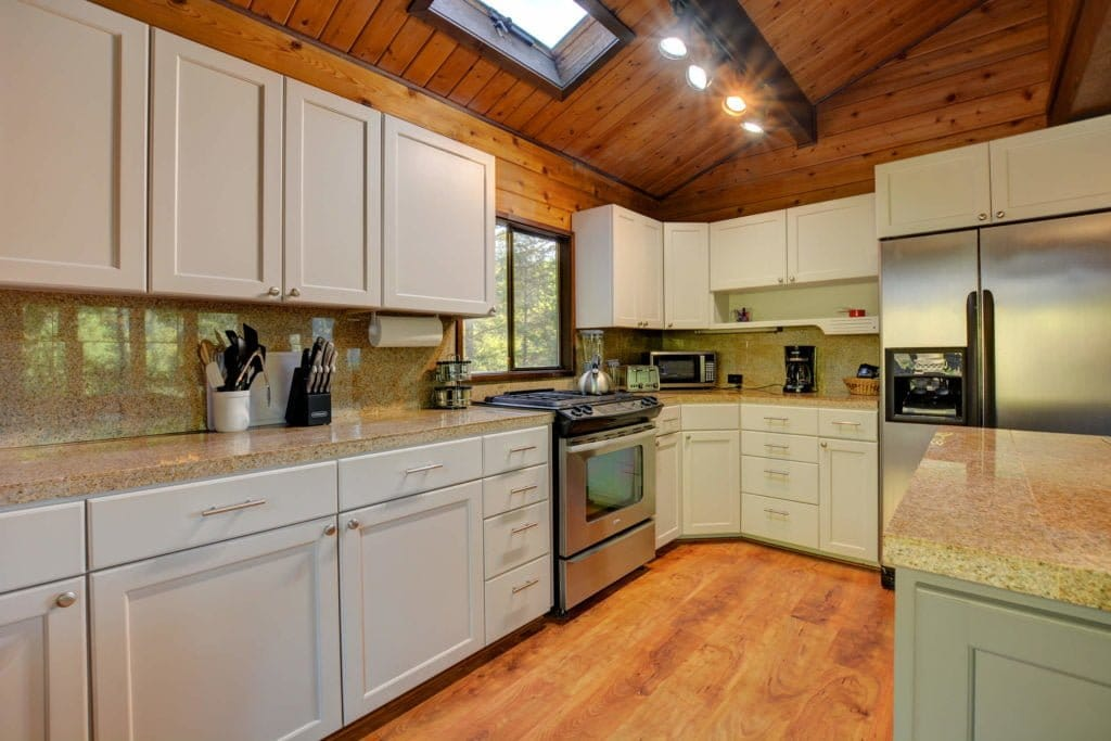 The Treetops House Kitchen