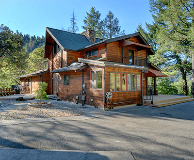 Morrisons Rogue Wilderness Lodge - Morrisons Rogue River
