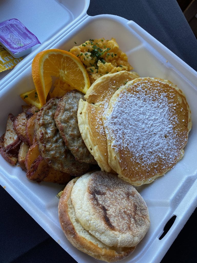 Morrison's Breakfast